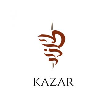 شعار طعم شاورما كازار