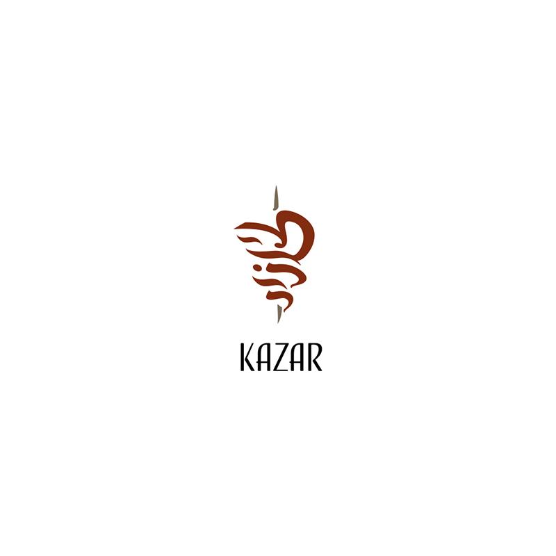 تصميم شعار مطعم شاورما